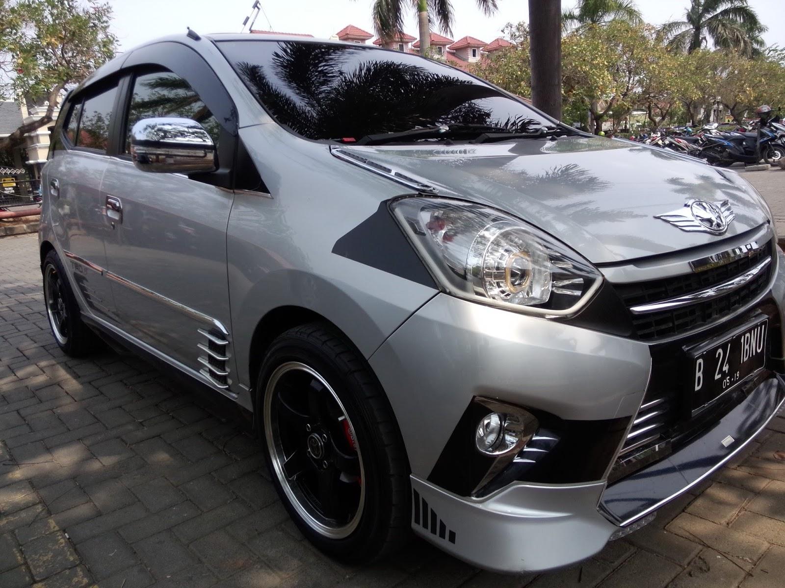 new agya trd silver velg grand avanza 2015 modifikasi mobil terbaru s g e ayla bagian dalam