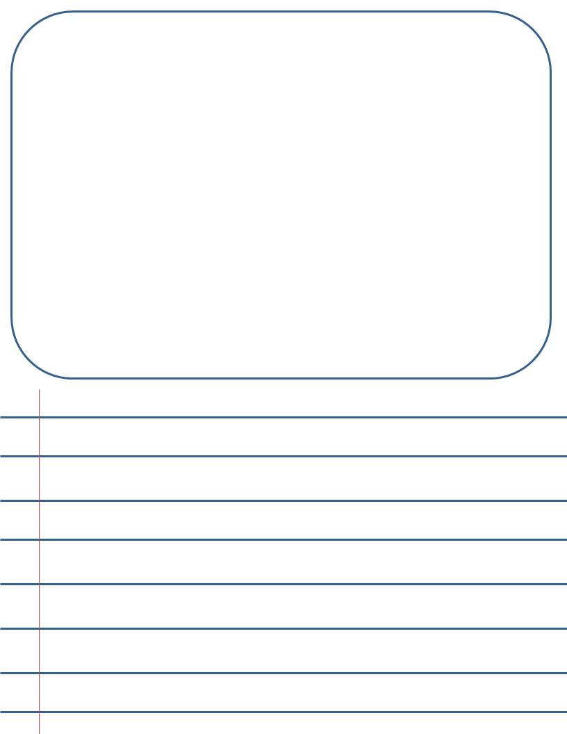 Handwriting lined paper template – Writing Lines Template