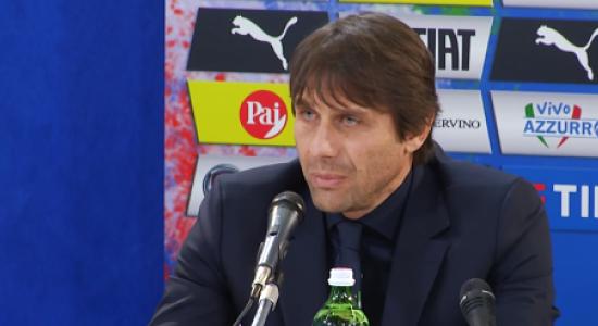 """ITALIA, le parole di Conte nel post partita: """"Ci abbiamo messo sicuramente molto impegno...Martedì saprete chi sarà scelto"""""""