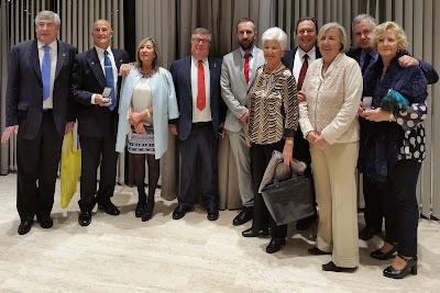 Asturianos en la EXFILNA 2018 de Sevilla