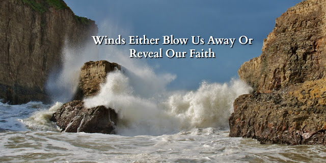 Standing Against the Winds of Adversity - Acts 27
