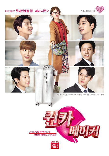 Web Drama Korea Secret Queen Maker Subtitle Indonesia