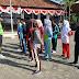 Menjelang Tanggal 17 Agustus, Polsek Tanah Merah Terus Latih Pasukan Paskibra Kecamatan