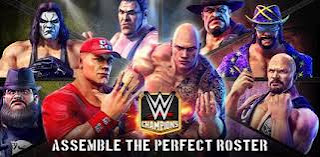 WWE Champions Puzzle RPG the best game free download APK