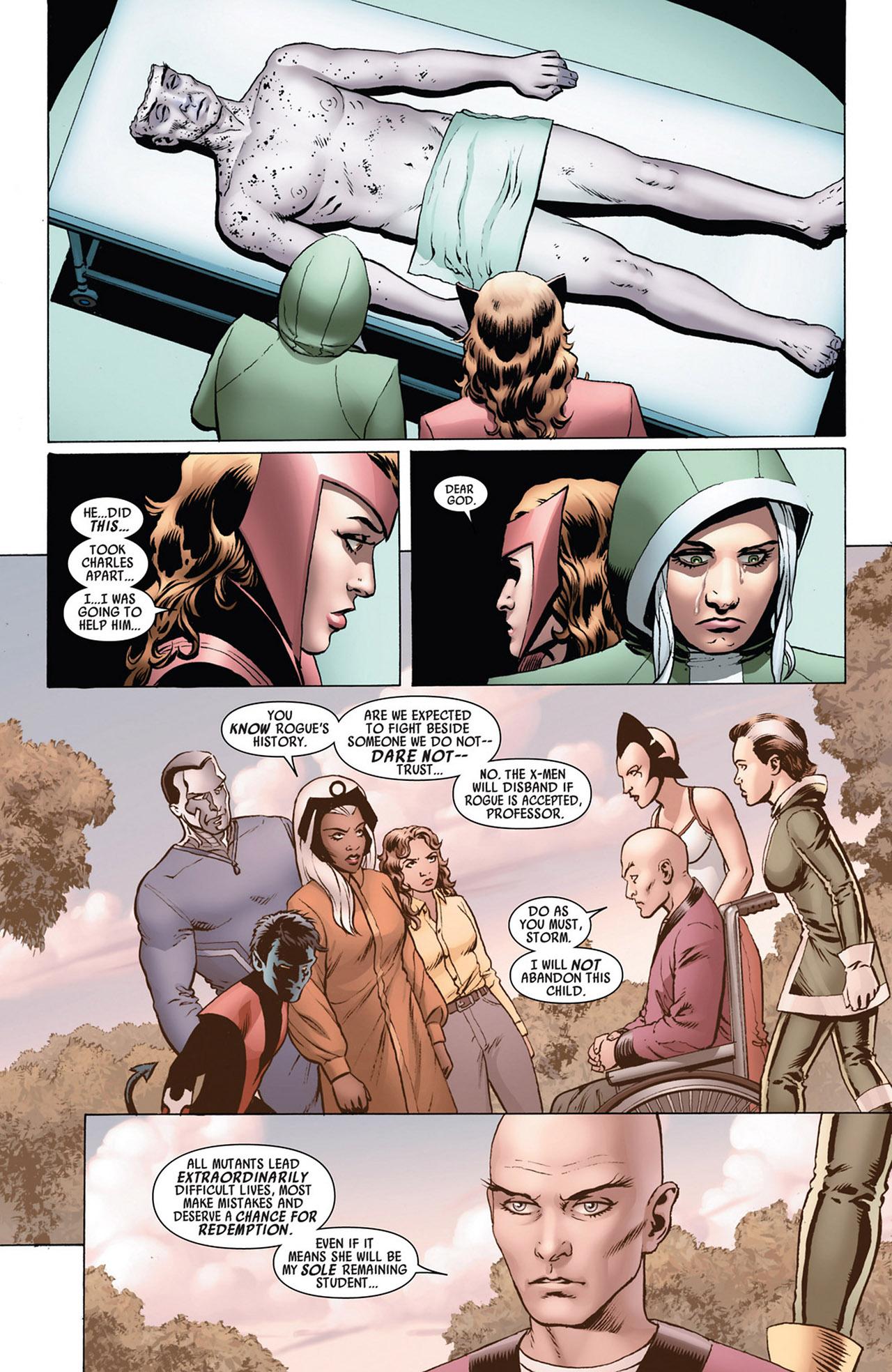 Read online Uncanny Avengers (2012) comic -  Issue #2 - 19