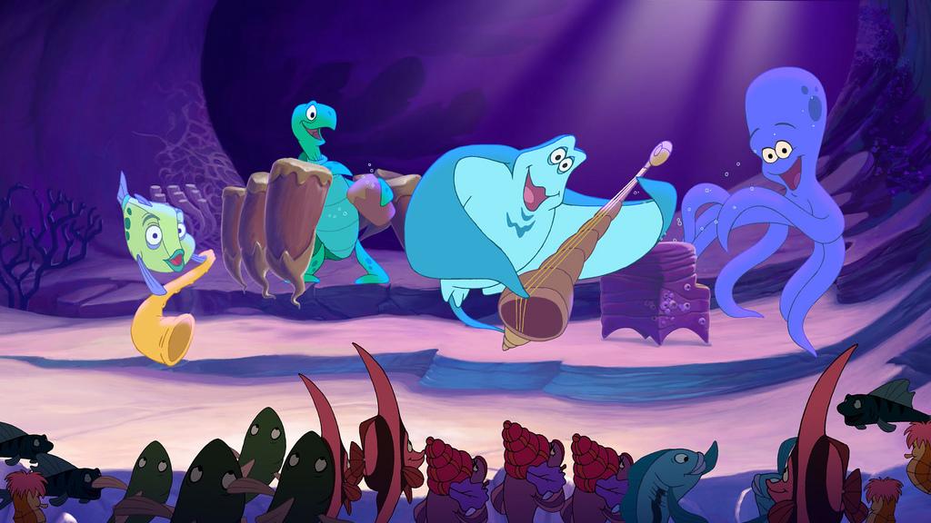 the little mermaid iii ariel s beginning subtitle