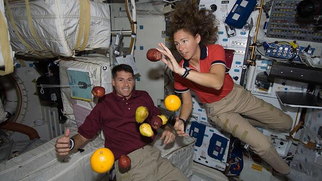 Viral, Ini Penampakan Permen Kopiko di Stasiun Luar Angkasa NASA