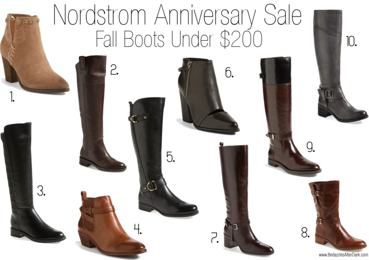 f69fca908d3 Nordstrom Anniversary Sale Picks  Fall Boots Under  200. 1. DV by Dolce Vita