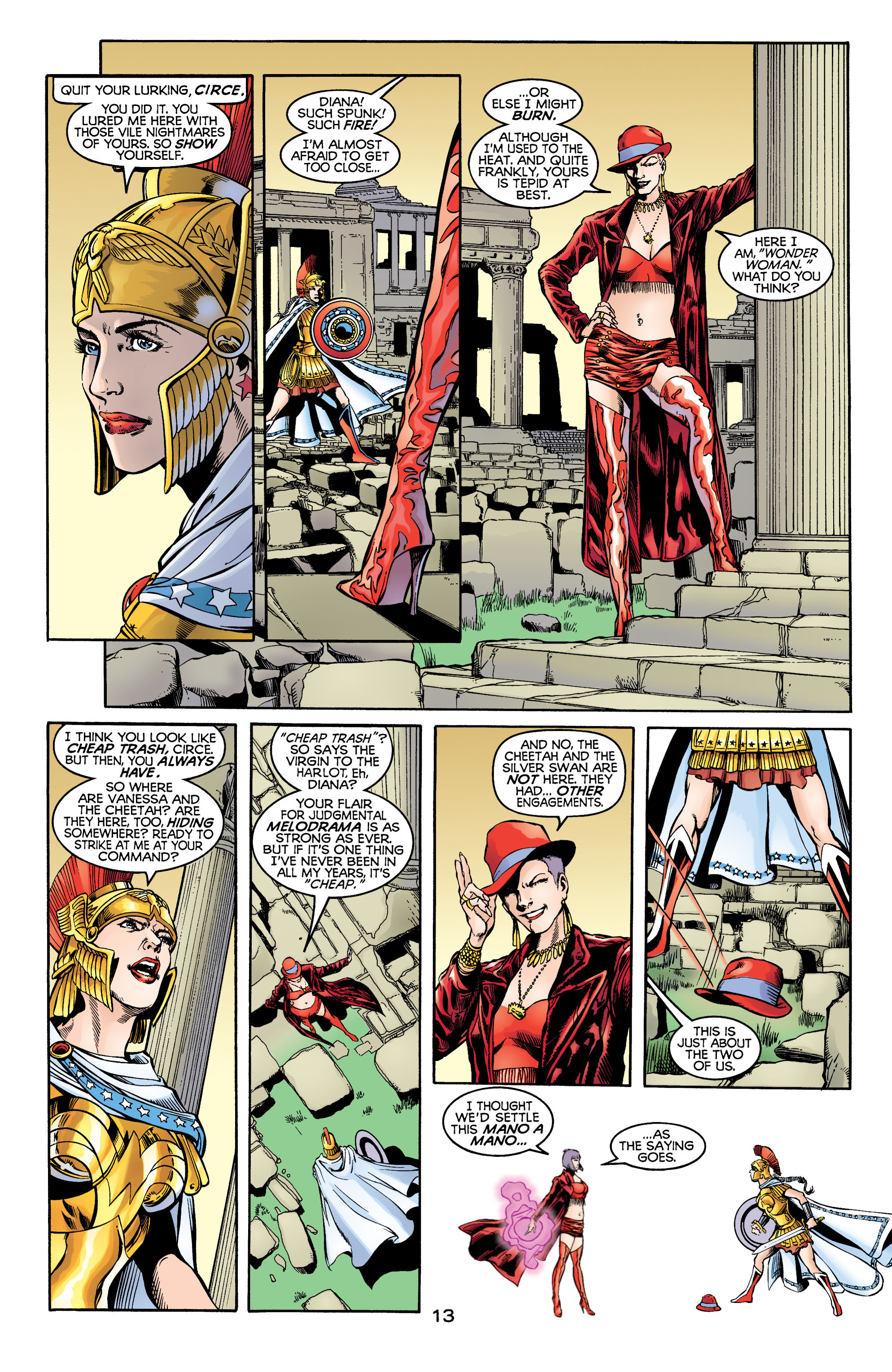 Read online Wonder Woman (1987) comic -  Issue #176 - 14