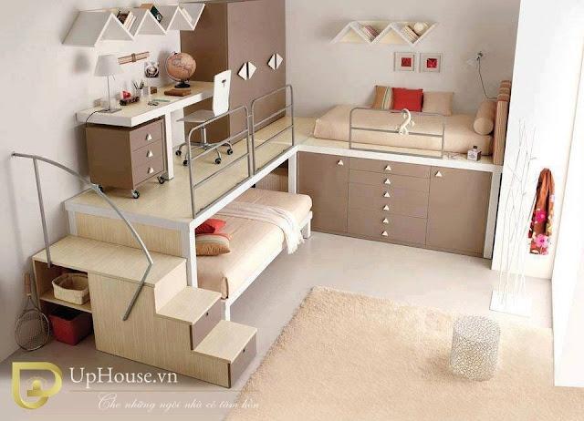 Mẫu giường tầng đẹp 06
