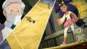 Capitulo 4 Temporada 16: ¡Drayden contra Iris: pasado, presente y futuro!