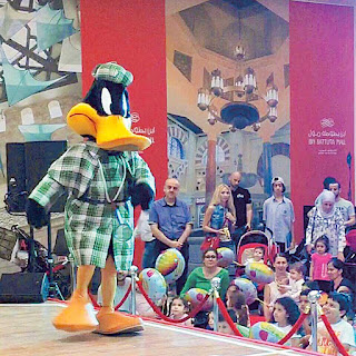 Looney Tunes at Ibn Battuta Mall