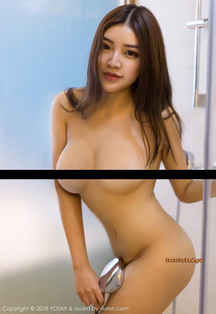 YouMi Vol.232 MrCong.com 020 wm - YouMi Vol.232: Người mẫu 拉菲妹妹 (45 ảnh)