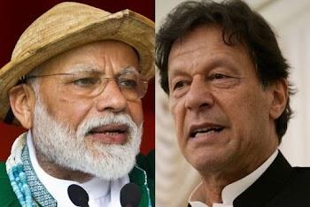 Imran Khan endorses PM Modi