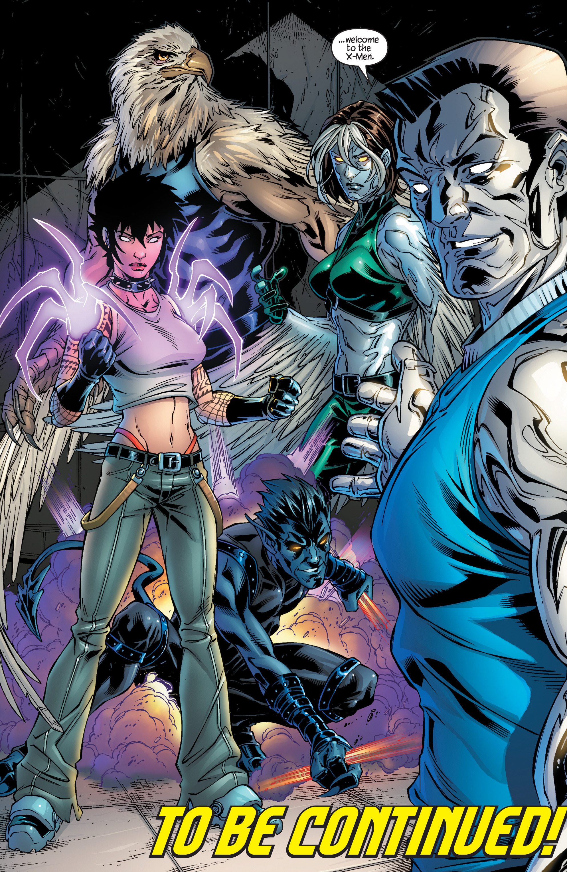 Read online Ultimate X-Men comic -  Issue #94 - 24