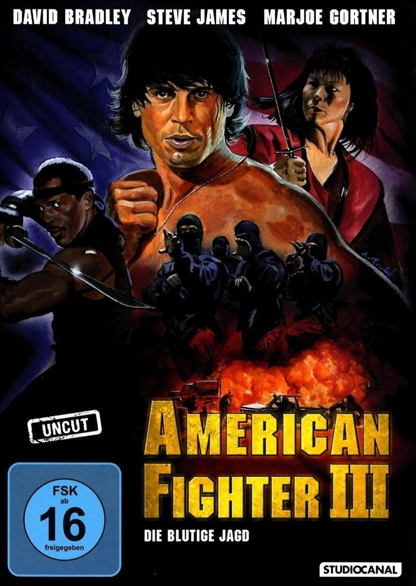 American Fighter 3 – Die Blutige Jagd