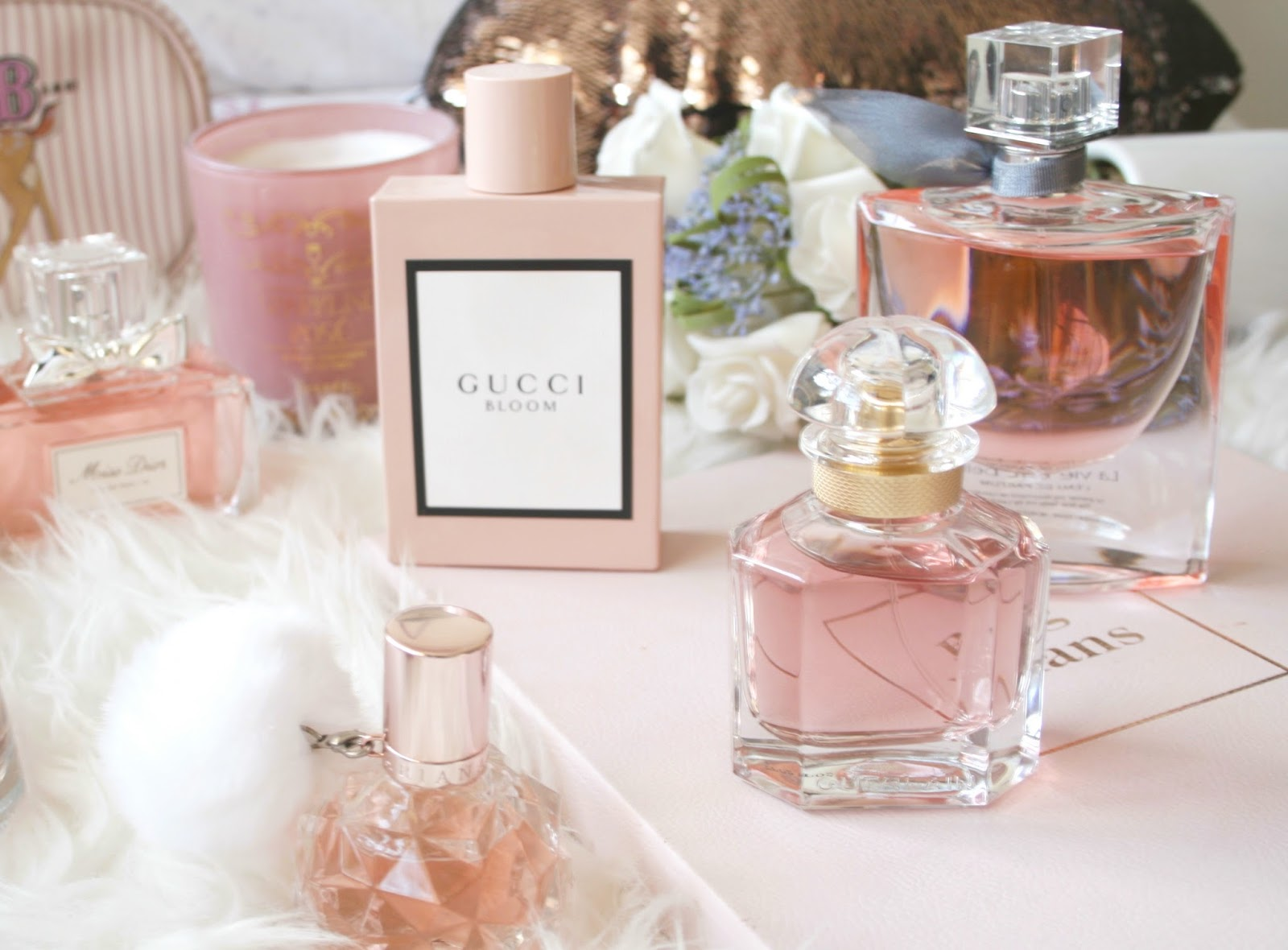 Darling Jordan The Prettiest Pink Perfumes Currently In My Collection