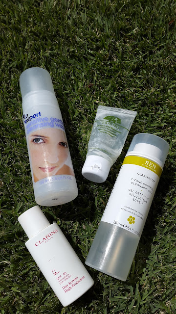 Skincare empties - www.modenmakeup.com