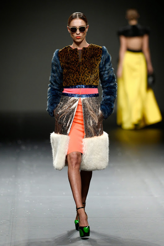 Fendi at Fashion Forward Season 3?