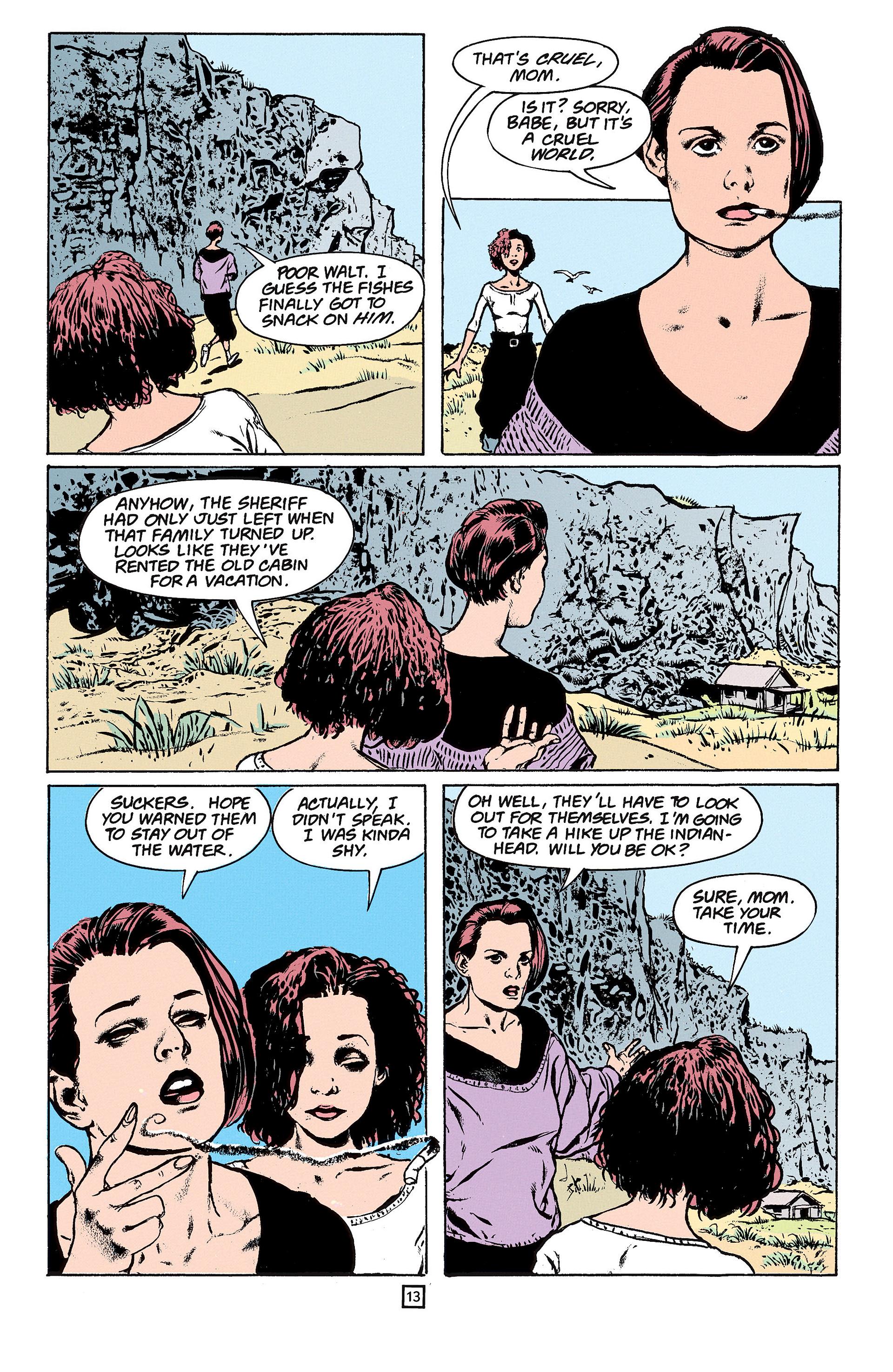 Read online Animal Man (1988) comic -  Issue #61 - 14