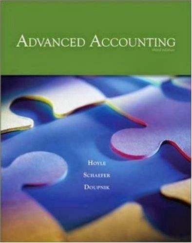 Online Undergraduate Certificate in Advanced Accounting