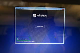 Sửa lỗi Boot Configuration Data file is missing trong Windows 10