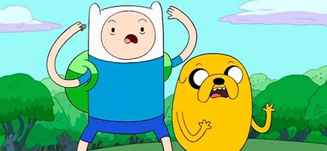 Adventure Time Hora de Aventura