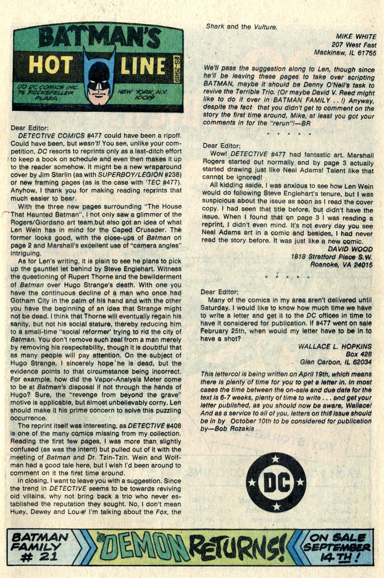 Detective Comics (1937) 480 Page 39