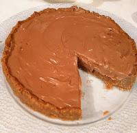 Шоколадова торта с Нутела