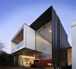 Arquitectura y Diseño de Casa Moderna y Minimalista