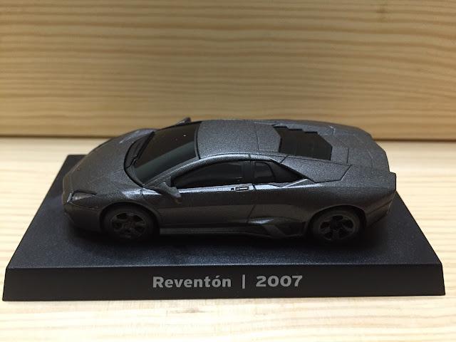藍寶堅尼 - 2007年Revetion