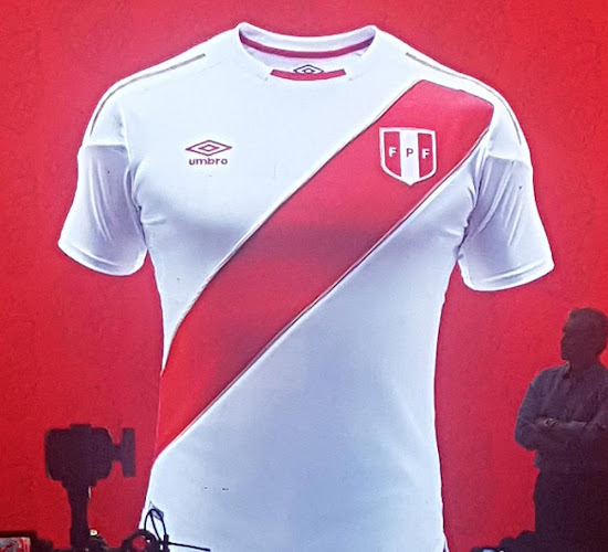 Peru 2020 World Cup Jersey.Peru 2018 World Cup Home Kit Released Footy Headlines