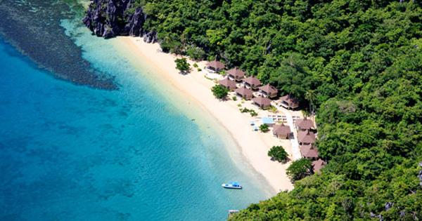 Hunongan Cove Resort in Caramoan, Camarines Sur, Philippines
