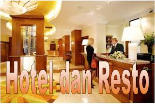 Mata Pelajaran SMK Jurusan Hotel dan Restoran 4 Tahun