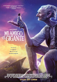Cartel: Mi amigo el gigante