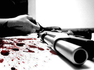 bullet gun murder suicide