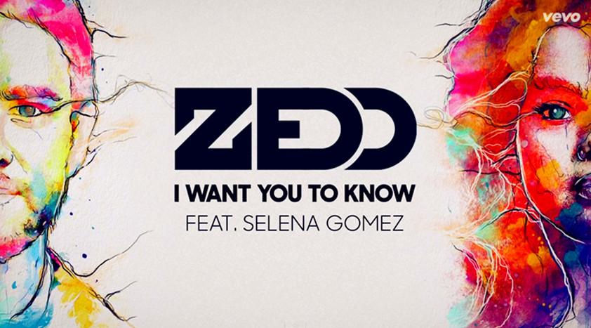 Zedd - I Want You To Know ft. Selena Gomez (Lyrics)