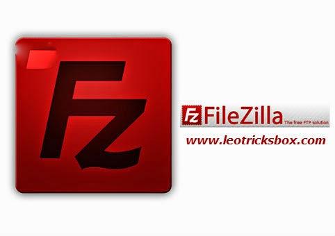 Win + Mac Software : FileZilla FTP Client 3.8.1