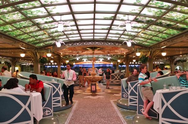 Mission: Food: Disney Cruise Line: Rotational Dining