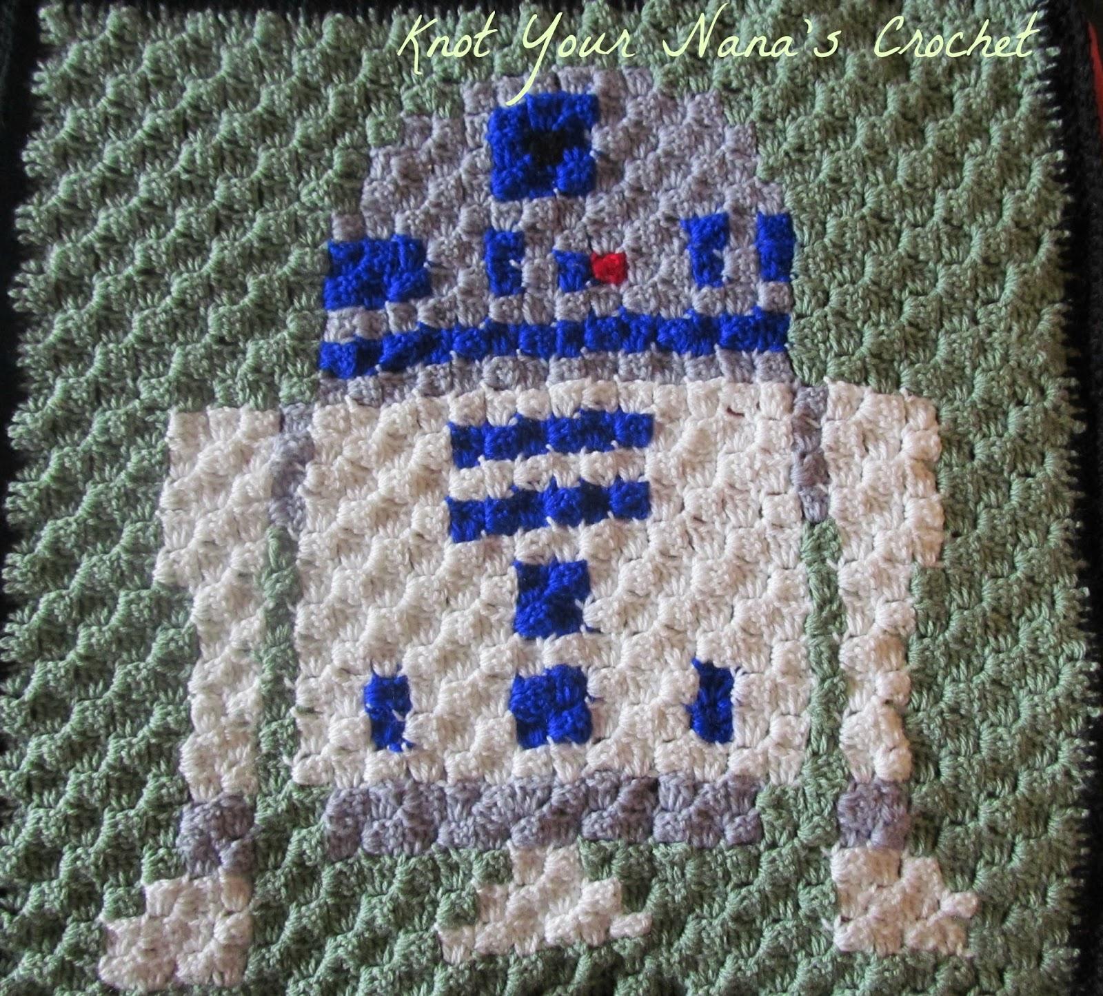 Knot Your Nanas Crochet Star Wars C2c Afgahn
