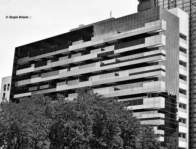 Vista ampla do Edifício Paulista Tower - Bela Vista - São Paulo