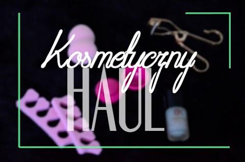 KOSMETYCZNY HAUL