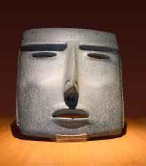 ilustrasi Keramik Asmat
