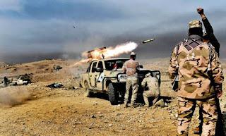 Iraq Forces Reach Key Mosul Bridge