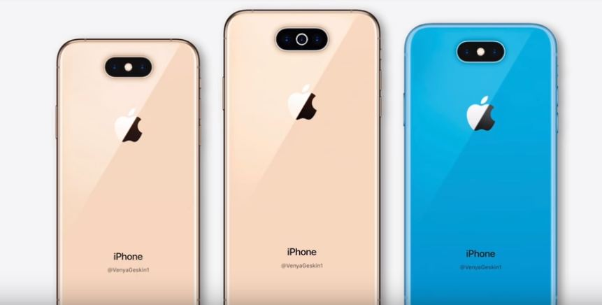 693ac62625e iPhone 11   XI 2019! Another prototype look