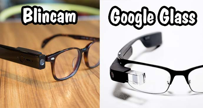 Blincam dan Google Glass
