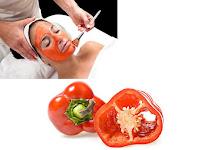 Paprika Merah Bisa Dijadikan Masker Untuk Samarkan Kerutan Dan Cerahkan Kulit