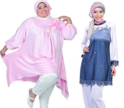 Model Baju Muslim Untuk Orang Pendek Terbaru
