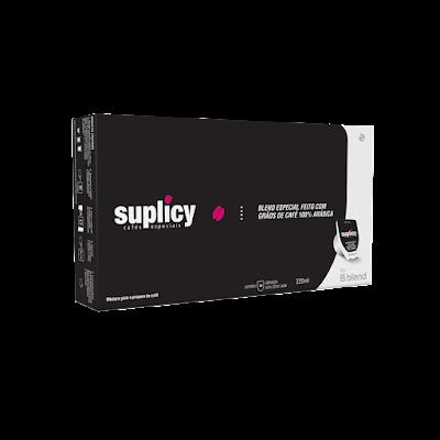 Caixa de cápsulas Café Suplicy Brastemp B.blend
