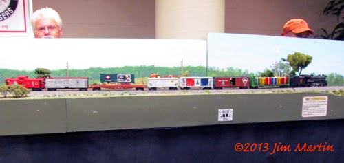 Ho Christmas Train.The S Scale Workshop Ho Ho Ho With S S S